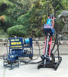 Rock Anchor Drilling Rig Hydraulic / Drill Machine Depth 30m - 50m MD - 30