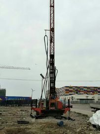 Single Double Triple Jet Grouting Drilling Machine